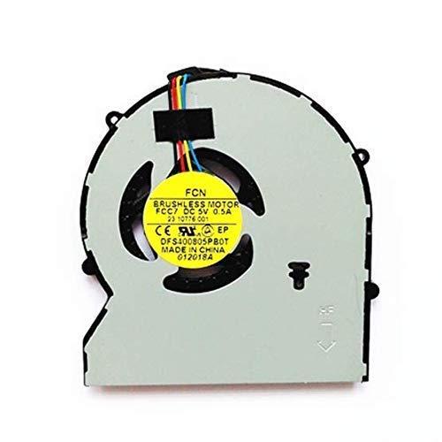 Cooler para HP ProBook 430G1 430 G1 Series Fans 727766-001 DFS400805PB0T