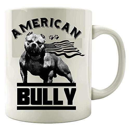 I Love My Bully - American Pitbull Dog Lover - Mug ()