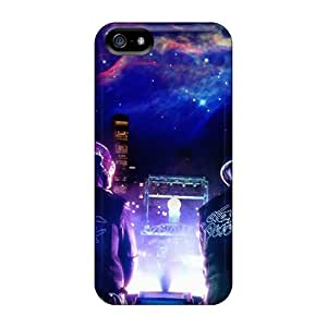Premium Daft Punk Concert Heavy-duty Protection Case For Iphone 5/5s