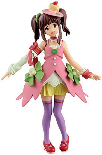 Banpresto The Idolmaster Cinderella Girls Chieri Ogata Candy Island Figure Action Figure 7