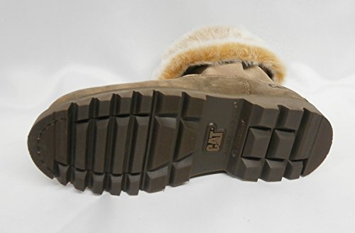 Caterpillar Bruiser Scrunch Femme Boots Marron