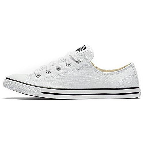 Converse Women's Chuck Taylor Dainty Oxford (10 B(M) US Women, (Converse Oxford Sneakers)
