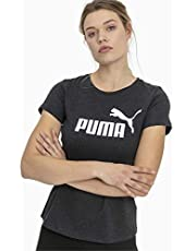 PUMA Damen ESS Logo Tee T-Shirt