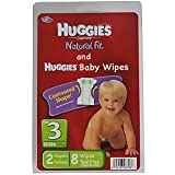 Huggies Diaper Kit - Size 3 (case of 12)