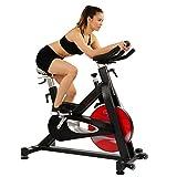Sunny Health & Fitness Evolution Pro Magnetic Belt Drive Indoor Cycling Bike