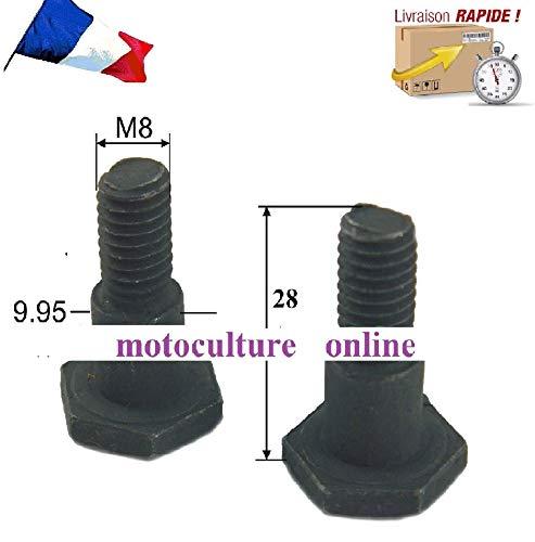Motoculture-Online tornillo de fijación de embrague para ...