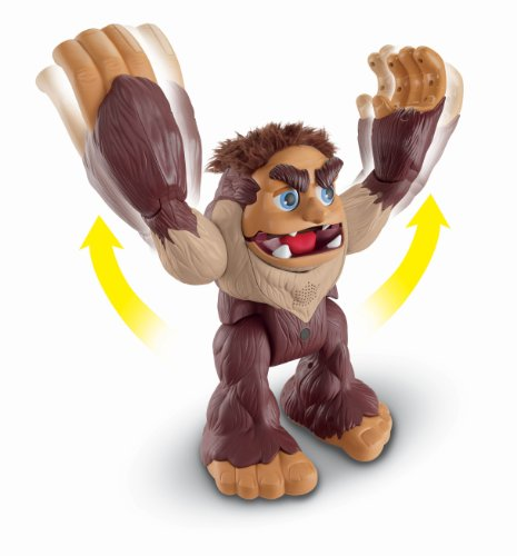 Fisher-Price Imaginext Big Foot The Monster by Fisher-Price (Image #3)