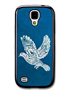 Coldplay Ghost Stories Album Artwork Dove with Drawings case for Samsung Galaxy S4 mini by icecream design