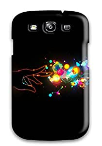 GlXQQGl9858DfchV Case Cover For Galaxy S3/ Awesome Phone Case