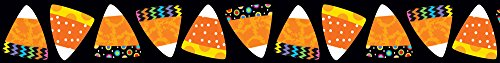 Creative Teaching Press Poppin' Patterns Candy Corn Border (1101)
