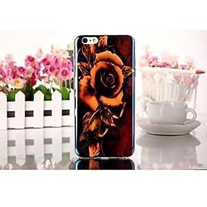 WQQ rosa estuche blando de TPU para iPhone6 ??más (5,5 pulgadas)