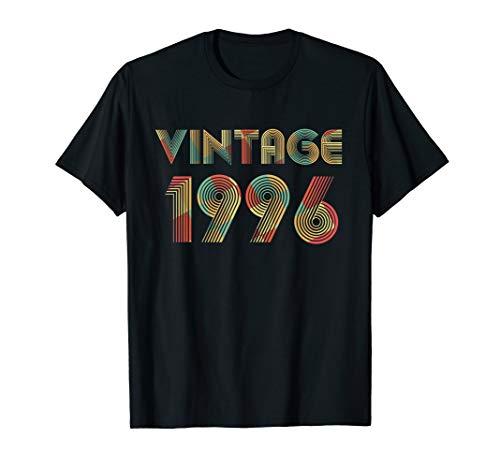 Vintage 1996 Born in 1996 Retro 23rd Birthday Gift - Serigraph 1996