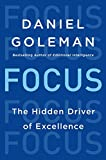 Book Cover for Focus: The Hidden Driver of Excellence