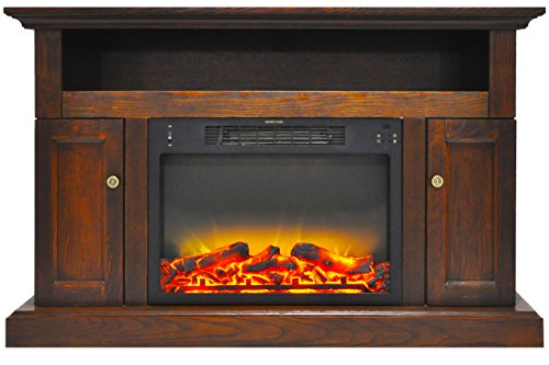 Cambridge CAM5021-2WALLG2 Sorrento Electric Fireplace with a