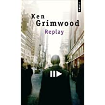 Replay (Version française) de Grimwood. Ken (1997) Mass Market Paperback