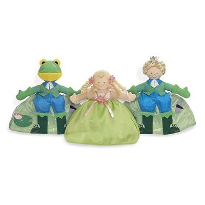 Topsy Turvy Doll Princessfrog Prince by North American Bear Co., Inc.