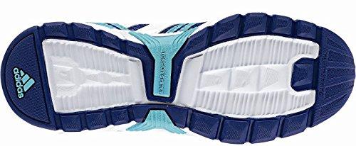 adidas - Zapatillas de running de sintético para niño amapur/cwhite/vivmin Púrpura/Running White/Vivo Mint
