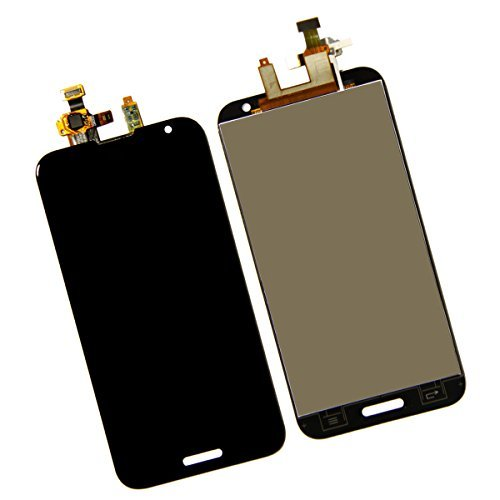 SKILIWAH LCD Display + Touch Screen Digitizer Assembly (No Frame) For LG Optimus G Pro F240 E980 E985 E988 (Black) (Replacement E980 Lg Screen)