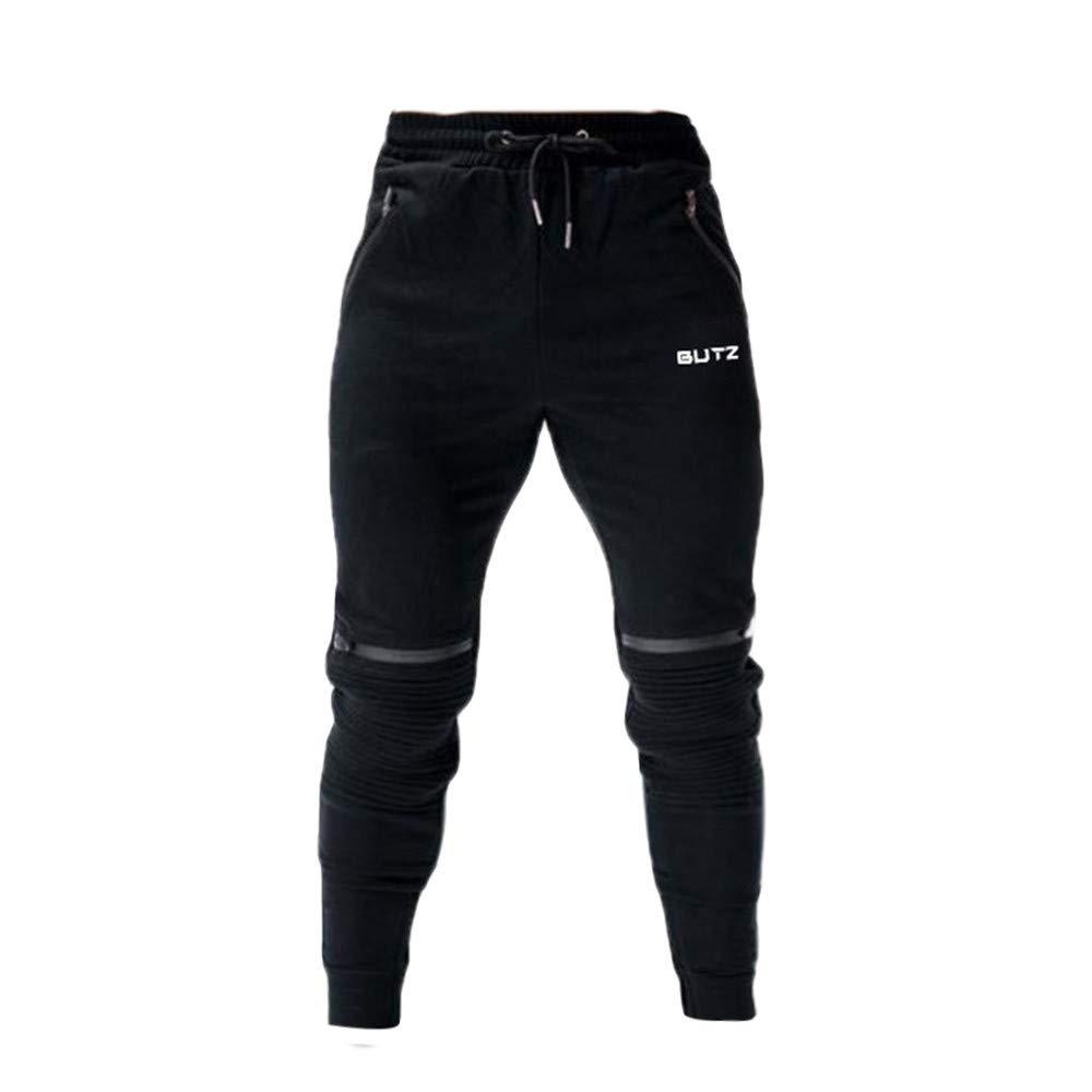 Men Sweatpants,Cargo Work Trousers Jogger Basic Sportwear Jogging Outdoor Pants Sport Work Casual Trouser