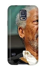 Shirley P. Penley's Shop YZXLQYWSEXI6ZAJA Galaxy S5 Well-designed Hard Case Cover Morgan Freeman Protector