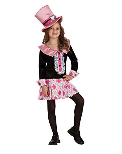 Mad Tea Party Alice Child Costumes (Child Mad Tea Party Alice Costume)