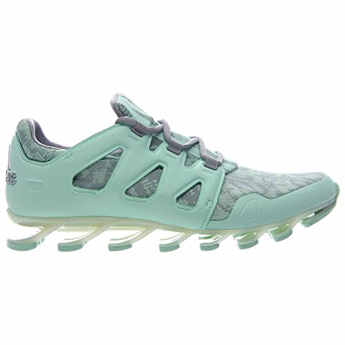 Scarpe Da Running Adidas Springblade Pro Da Donna Q16424 Verde / Grigio Congelato