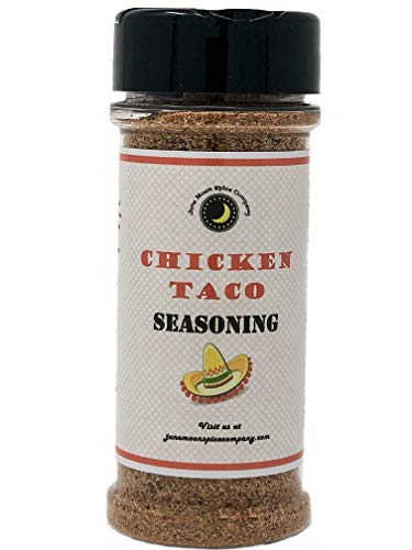 Premium | CHICKEN TACO SEASONING | Crafted in Small Batches with Farm Fresh SPICES for Premium Flavor and -