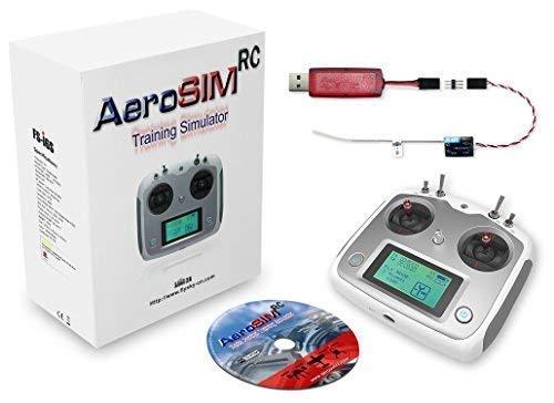 Simulador Drones AeroSIM RC | Simulador Entrenamiento Piloto de ...