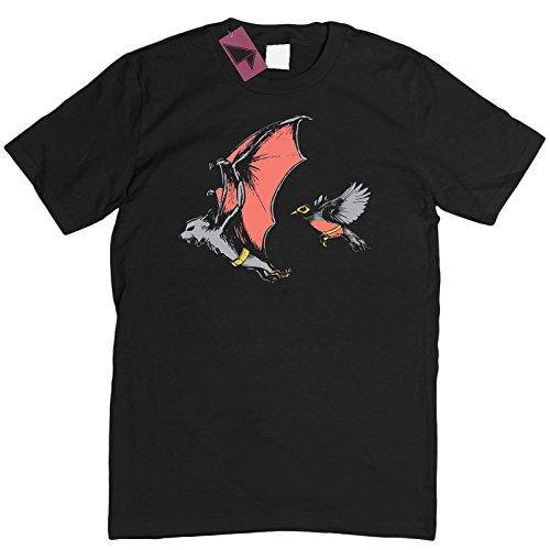 Prism Clothing Co. Herren T-Shirt schwarz schwarz XXXXX-Large