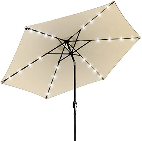 Sorbus Umbrella Adjustment Backyard Poolside