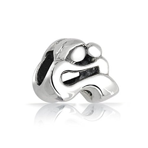 925 Sterling Silver Mother Daughter Bead Fits Pandora Charms For Mom Charms