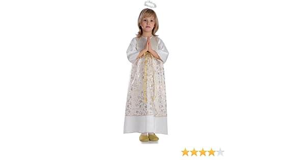Carnaval - Disfraz de ángel para niña: Amazon.es: Juguetes y juegos