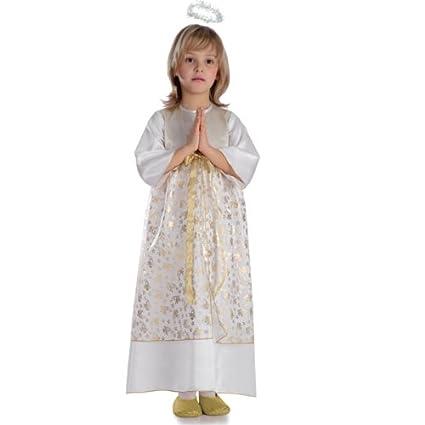 Carnaval - Disfraz de ángel para niña: Amazon.es: Juguetes y ...