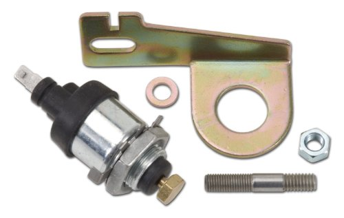 Edelbrock 8059 Solenoid and Bracket