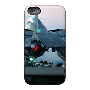 WayneSnook Apple Iphone 6s Shockproof Hard Phone Case Unique Design HD Catapult Take Off Pictures [Rnb2229LbUa]