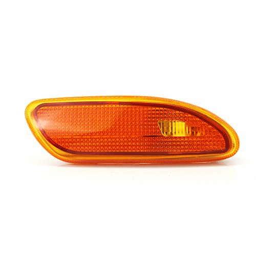 Reflector Front Bumper Side Marker Light Turn Signals Lamps,For W203 C Class (Right)