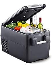 30 Liter Portable Compressor Refrigerator Freezer, 12 V / 24 V. Compact/Portable And Quiet/Suitable For Travel, Camping