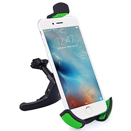 Besiva Air Vent Car Mount 360°Rotation Universal Smartphone Holder Cradle For iPhone,Samsung Galaxy,Nokia,Motorola,Blackberry,HTC