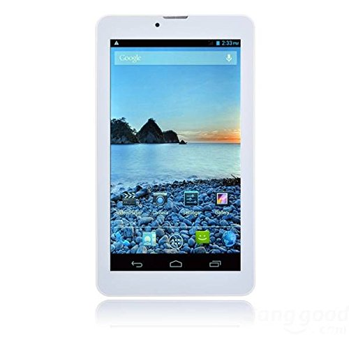 C&C Products AOSD M706H MTK6572 Dual Core 7 Inch Android 4.2 Tablet by C & C