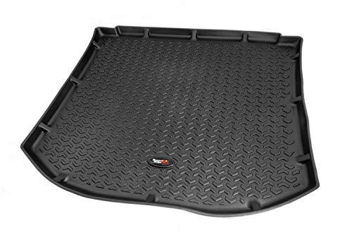Rugged Ridge 12988.26, All Terrain Floor Liner Kit, Front/Rear/Cargo, Black, 2011-2019 Jeep Grand Cherokee WK2