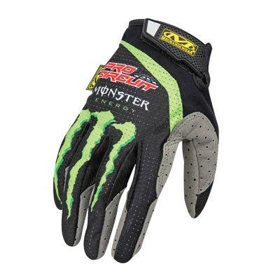 Mechanix Monster Energy/Pro Circuit Vent Gloves Medium (Monster Apparel)