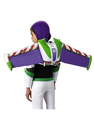 Buzz Lightyear Costume Toy Story - Buzz Lightyear Jet Pack,One Size Child