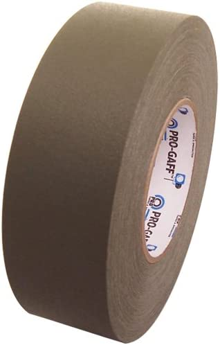 1 inch 17 colors available Pro Gaff Gaffers Tape 1 and 2 inch widths Green