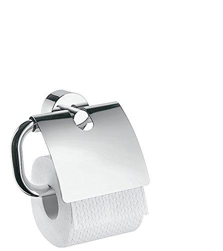 Axor 41538000 Uno Toilet Paper Holder, Chrome by AXOR
