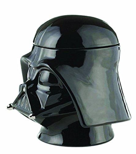 Large Star Wars Darth Vader Ceramic Cookie Jar ()