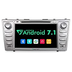 Applicable Models Toyota Aurion (2006-2011) Toyota Camry (2007-2011) System Information Android 7.1 Nougat System CPU:RK3188 1.6GHz Cortex A9Quad-Core RAM: SAMSUNG DDR3, 2GB ROM: 16GB Language:English/Spanish/French/German/Portuguese/Ital...