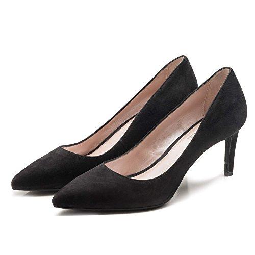 DKNY - Zapatos de vestir para mujer Negro negro