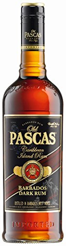 Old Pascas Barbados Dark Rum (1 x 0.7 l)