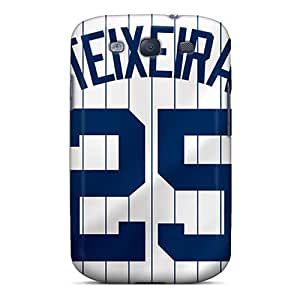 New Arrival Cover Case With Nice Design For Galaxy S3- New York Yankees
