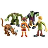 Mates Misterio Scooby Doo - Scooby y The Monsters 5 Figura Pack - Pack 2
